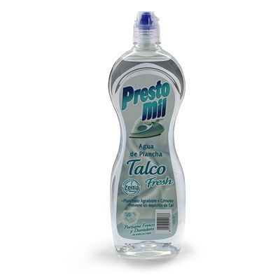 PRESTOMIL Agua de Plancha Talco Fresh