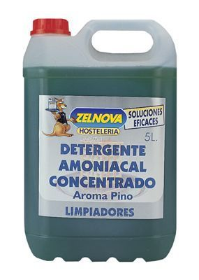 Detergente Amoniacal Concentrado