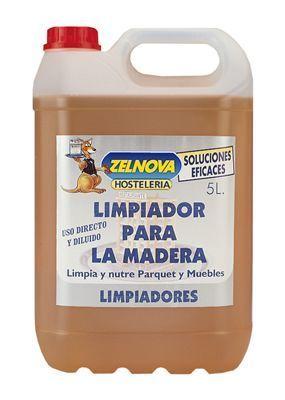 Limpiador para Madera