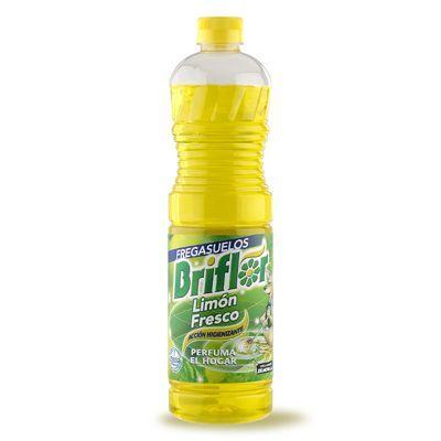 BRIFLOR Fregasuelos Limón Fresco