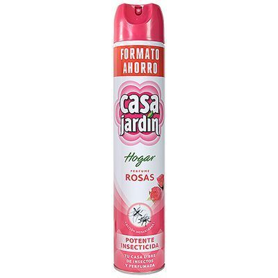 CASA JARDÍN Insecticida Perfumado Rosas