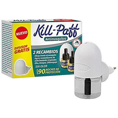 KILL PAFF Antimosquitos Eléctrico
