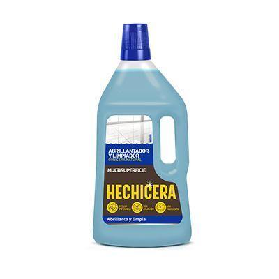 HECHICERA Abrillantador y Limpiador Multisuperficies