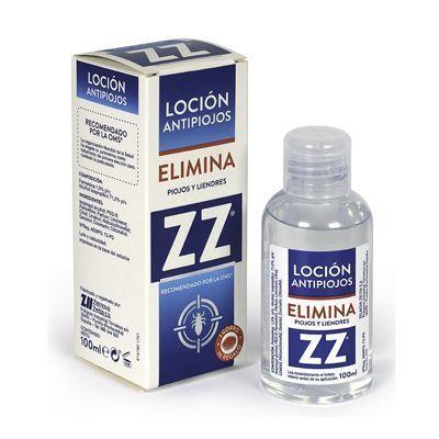 ZZ Loción antipiojos