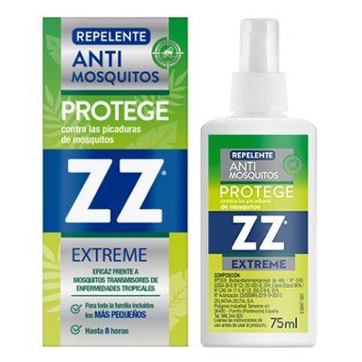 ZZ Repelente mosquitos extreme