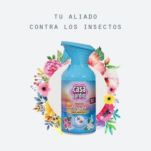insecticida perfumado