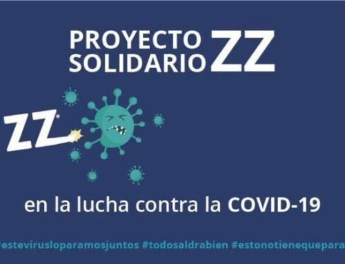 """Zelnova Zeltia continúa apoyando su """"Proyecto Solidario ZZ en la lucha contra la COVID-19"""""""