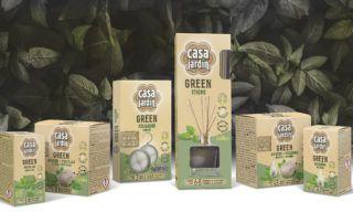 Nueva gama de productos sostenibles Casa Jardín Green