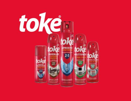 Zelnova Zeltia renueva la marca Toke y entra en nuevas categorías de cuidado del hogar